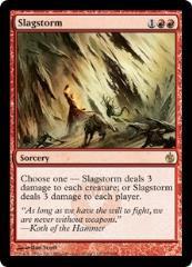 Slagstorm (R)