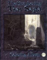 Slumbering Tsar Saga - Coloring Album