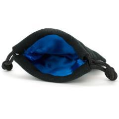 Dice Bag - Blue (Small)