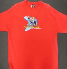 'More Powerful Than a Locomotive' T-Shirt (L)