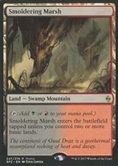 Smoldering Marsh (P)