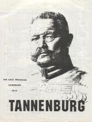 Tannenburg - The East Prussian Campaign, 1914