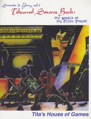 Swords & Glory Vol #1 - Tekumel Sourcebook - The World of the Petal Throne