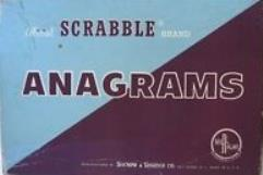 Scrabble - Anagrams