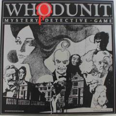 Whodunit - Mystery Detective Game