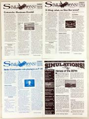 Simulations! - #5-9, Four Issue Collection