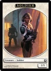 Soldier - Token (C)