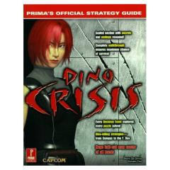 Dino Crisis Strategy Guide