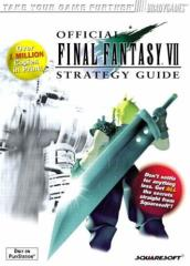 Final Fantasy VII Strategy Guide
