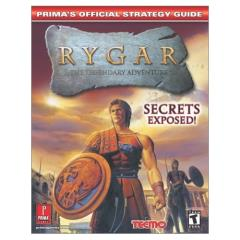 Rygar - The Legendary Adventure Strategy Guide