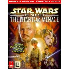 Star Wars Episode #1 - The Phantom Menace Strategy Guide