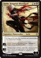 Sorin, Vengeful Bloodlord (R)