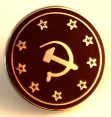 SSU Insignia Pin