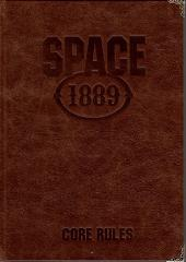 Space 1889 (Leather Bound Limited Edition)