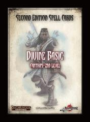 Spell Cards - Divine