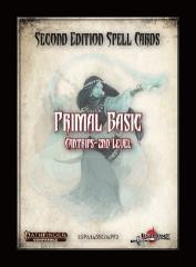 Spell Cards - Primal