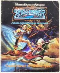 Spelljammer - Adventures in Space, Concordance of Arcane Space Book Only!