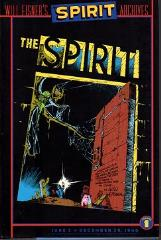 Spirit Archive Vol. 1, The - June 2 to December 29, 1940