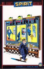 Spirit Archive Vol. 18, The - January 2 to June 26, 1949