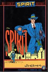 Spirit Archive Vol. 2, The - January 5 to June 29, 1941