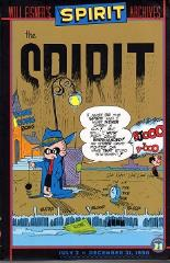 Spirit Archive Vol. 21, The - July 2 to December 31, 1950