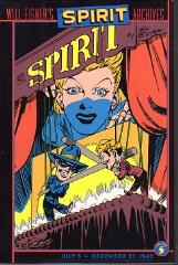 Spirit Archive Vol. 5, The - July 5 to December 27, 1942