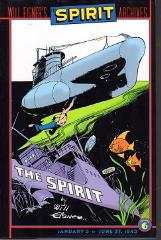 Spirit Archive Vol. 6, The - January 3 to June 27, 1943