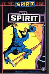 Spirit Archive Vol. 8, The - January 2 to June 25, 1944