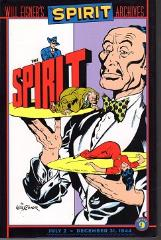Spirit Archive Vol. 9, The - July 2 to December 31, 1944