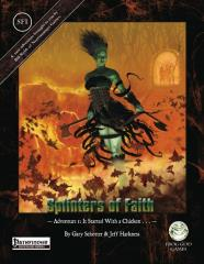 Splinters of Faith #1 - It Started with a Chicken (Swords & Wizardry)