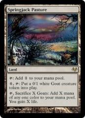 Springjack Pasture (R) (Foil)