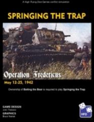 Springing the Trap - Operation Fredericus