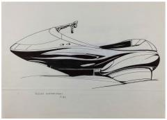 Rigger Black Book - Suzuki Watersport Original Art