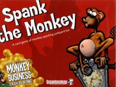 Spank the Monkey w/Monkey Business - Cash is Kong