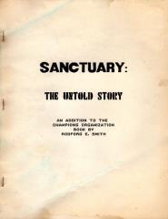 Sanctuary - The Untold Story