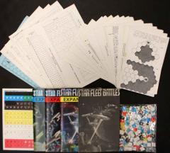Star Fleet Battles Collection #11 - Starfleet Battles + Expansions 1, 2, & 3