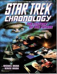 Star Trek Chronology - The History of the Future (1st Edition)