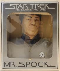 Mr. Spock Bust Liquor Decanter