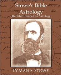 Stowe's Bible Astrology