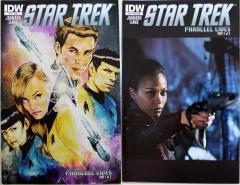 Star Trek Parallel Lives 2-Pack
