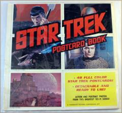 Star Trek Postcard Book