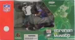 NFL 2-Pack Series - Strahan vs. McNabb