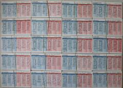 1967 Player Cards