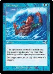 Submerge (U)