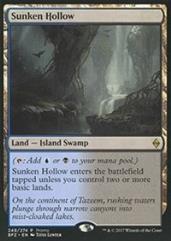 Sunken Hollow (P)