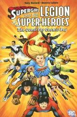 Supergirl and the Legion of Super-Heroes Vol. 6 - The Quest for Cosmic Boy