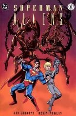 Superman vs. Aliens Vol. 2