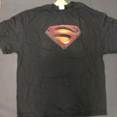 Superman Shield T-Shirt (XL)