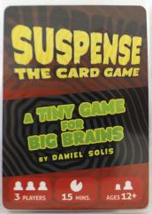 Suspense - The Card Game