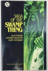 Swamp Thing #1 - Saga of the Swamp Thing